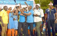 Sandals hoist  first CONFED title