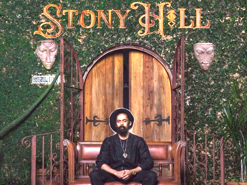 "The 'Gong' rules with ""Stony Hill"""