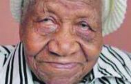 Supercentenarian's body donated to science