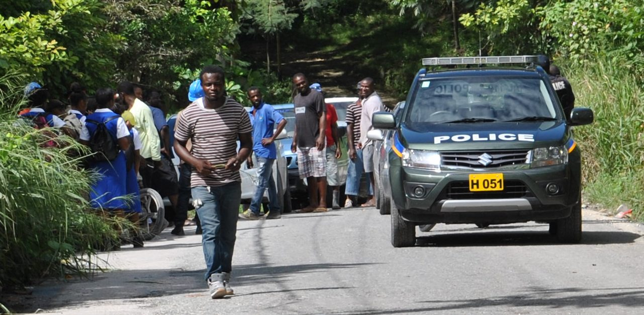 St. James hit by the 'mother of all roadblocks'