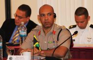Major Antony Anderson is the new Police Commissioner
