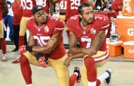 WILL THEY STAND ASIDE WHILE ANOTHER PLAYER IS BLACKBALLED BY THE NFL?