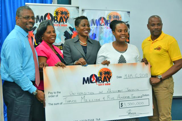 MoBay City Run lauded for assisting students