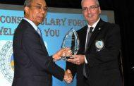 ACCP conference addresses crime