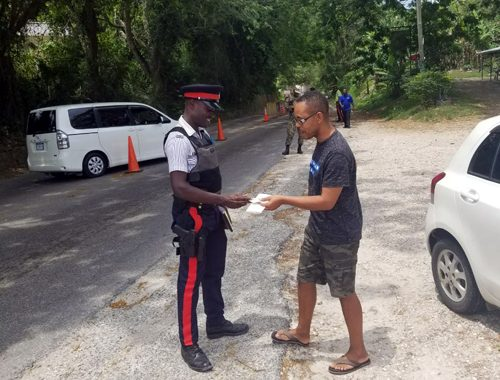 HANOVER HAPPENINGS: Security checkpoints serving useful purpose