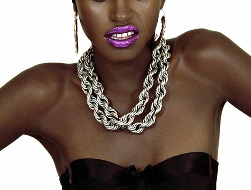 Ashane Rose:  Model, Mom, Sensation