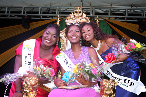 Student wins Trelawny Festival Queen