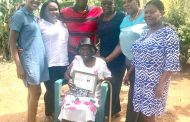 Friends of Trelawny honor retired midwife