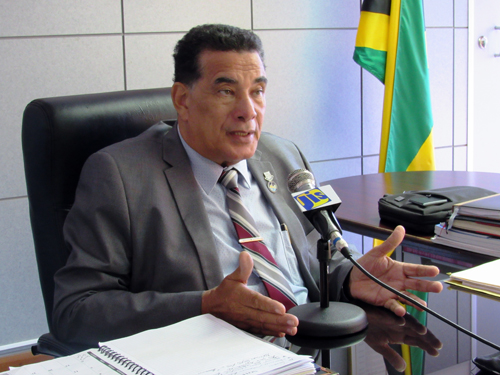 Mayor Davis not pleased with NSWMA