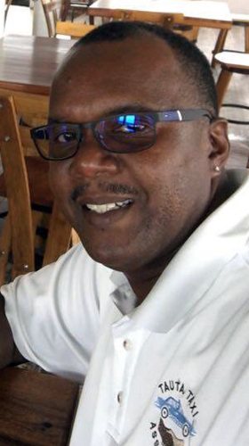 Taxi operator gunned down