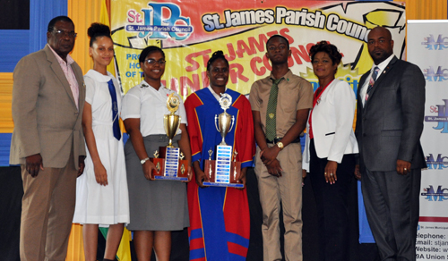 Montego Bay has a New Junior Mayor