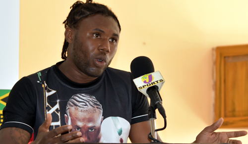 'Axeman' lauds boxing gym