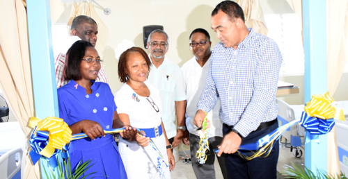 44 new beds for CRH