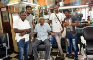 Neville Gilchrist: The 'Dada' of MoBay's barbers
