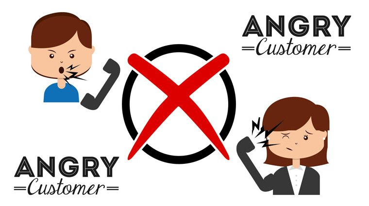 Service Please! - Why frustrate the customer?
