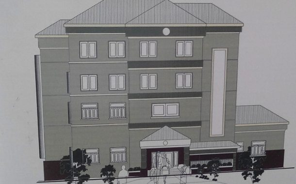 4-storey fire station for MoBay